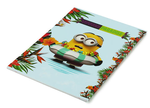 Minions School Notebook - 28 Sheets
