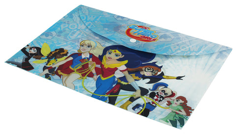 A4 Paper Envelope Super Hero Girls