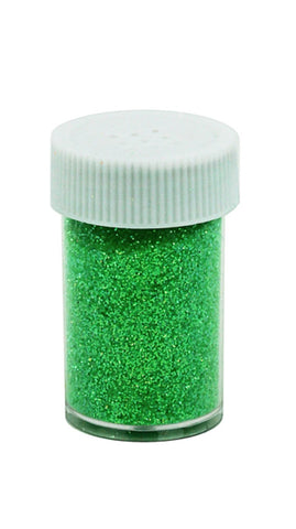 Glitter Powder Short Tube - Holed Cap
