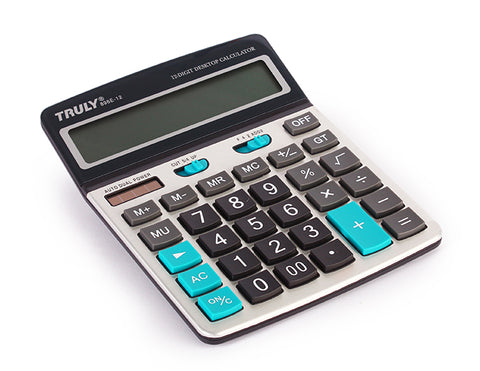 Desktop calculator - 896E-12