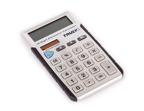 Handheld 2010A Calculator