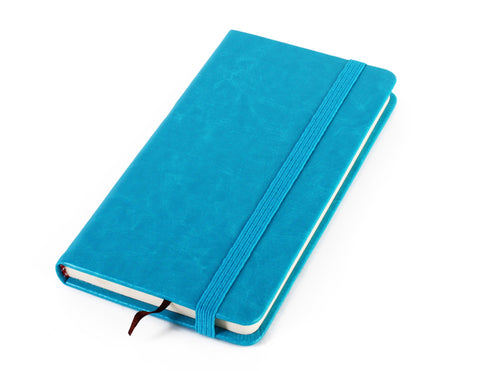 Hardcover notebook 9.5 x 17.5 cm