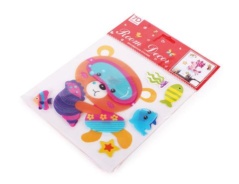 Children Sticker Shapes XD 7D 012:001