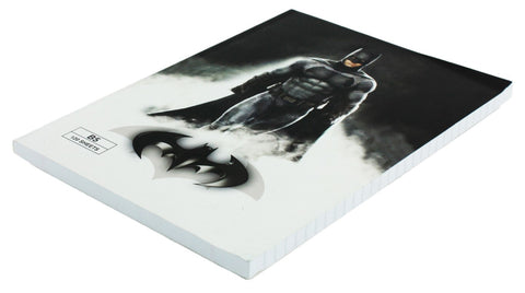 Stapled Superhero notebook - 120 Sheets
