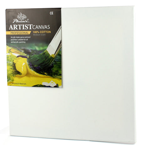 Artist canvas (100 % cotton - 380 gm)