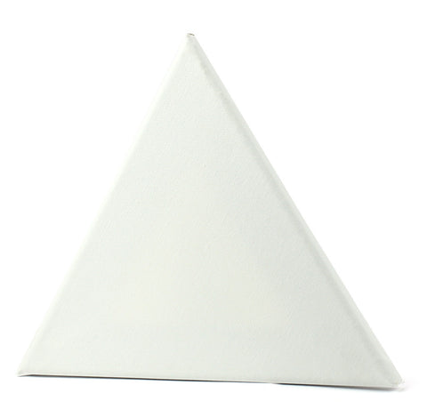 Artist canvas (100 % cotton - 350 gm) - Triangular