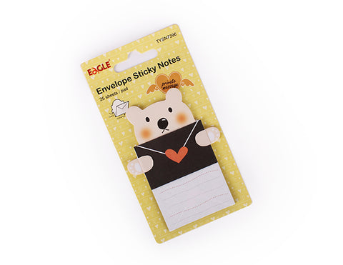 Eagle - Envelope Sticky Notes