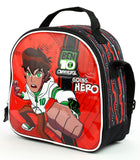 Lunch bag - Ben 10 red night ( BRN330)