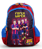 School Bag - FCB The football machine ( TFM-123 )