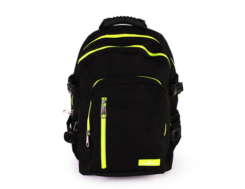 Black & Yellow Backpack