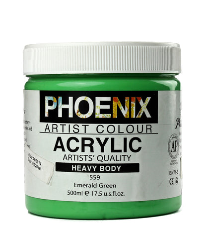 Artist Color Acrylic Artist Quality - Heavy Body 500 ml