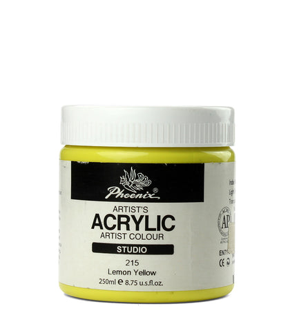 Artist's Acrylic Artist Color - Studio 250 ml