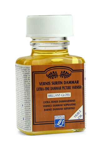 Extra-Fine Dammar Picture Varnish
