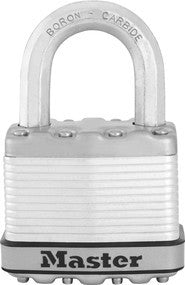 Excell® Laminated Steel Padlock - 52 mm wide