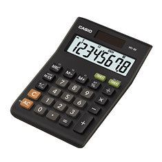 MS-8B Mini Desk Type Calculator