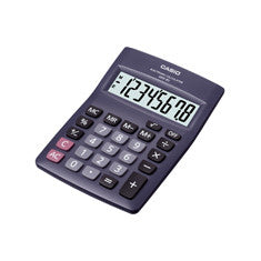 MW-8V Mini Desk Type Calculator