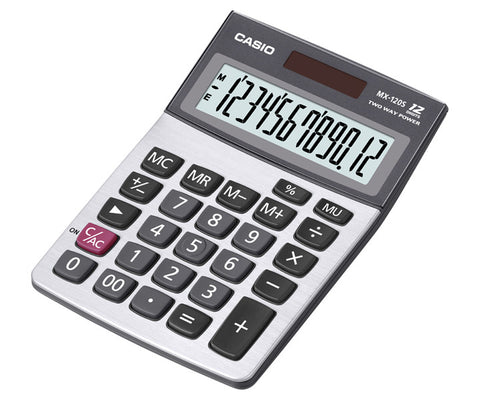 MX-120S Desktop calculator