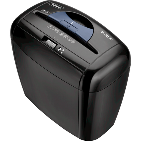 Powershred® P-35C Cross-Cut Shredder