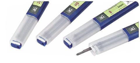 Colored Lead & Sharpener 2.0 mm