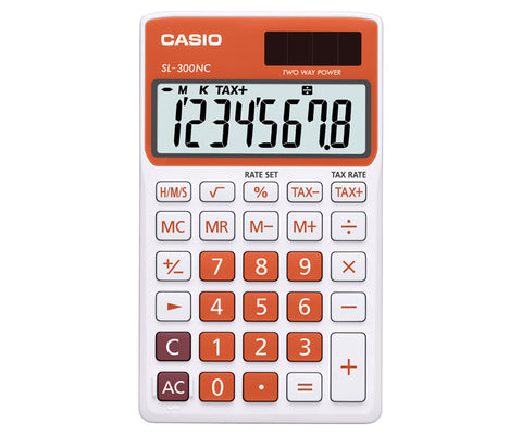 SL-300NC Practical calculator