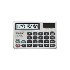 SL-787TV-GD Portable Type Calculator
