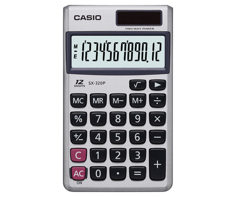 SX-320P Practical Calculator