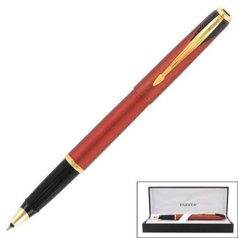Parker Inflection Red Rollerball pen