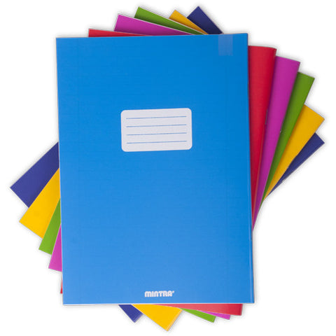 Stapled Notebook - Classic design
