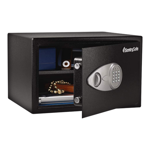 X125 Large Digital Security Safe