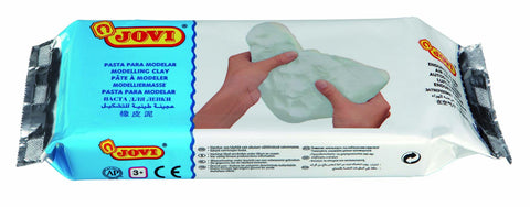 AIR HARDENING MODELLING CLAY BAR 500G