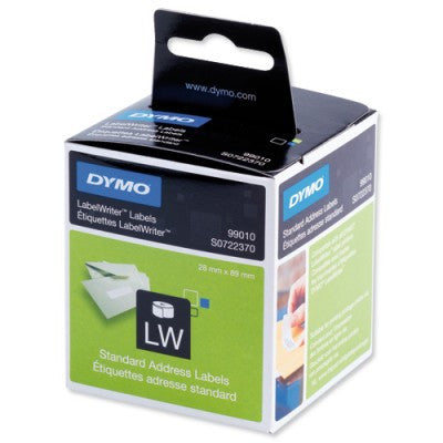 LabelWriter standard address labels 89 X 28 mm