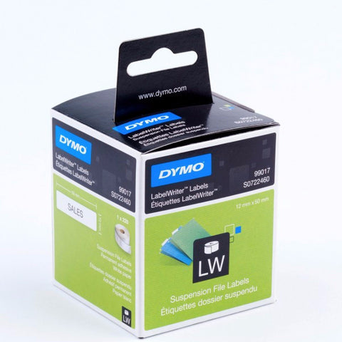 LabelWriter Suspension File Labels 12 X 50 mm