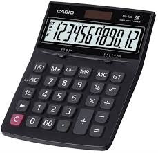 DZ-12S Desktop calculator