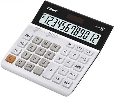 DH-12 Desktop calculator