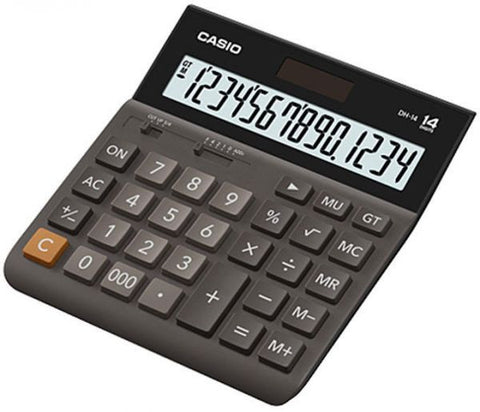 DH-14-BK Desktop calculator