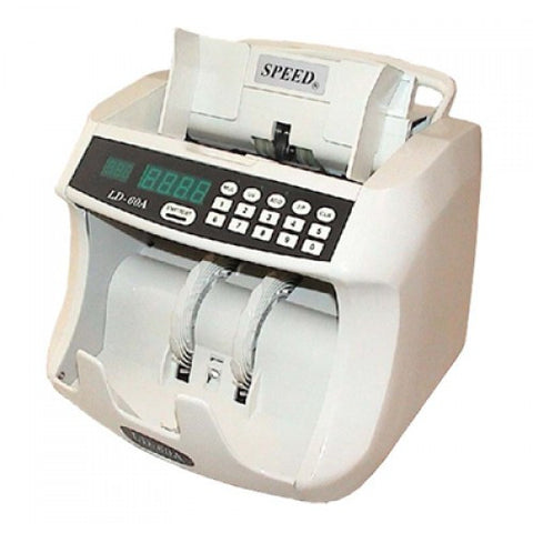 SPEED LD-60A banknote counter