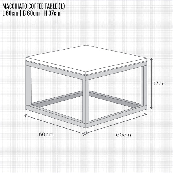 MACCHIATO COFFEE TABLE (LARGE)