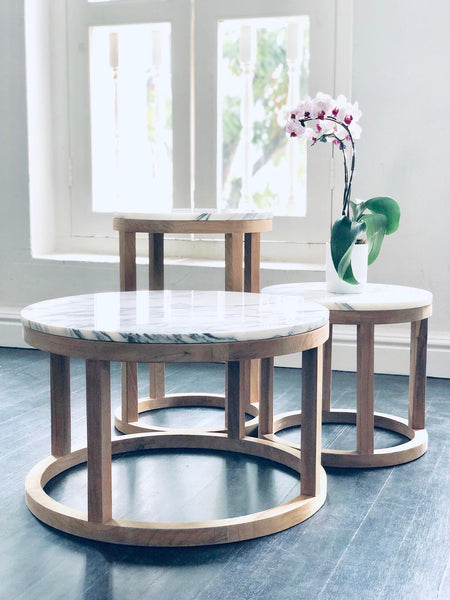 MACCHIATO ROUND COFFEE TABLE