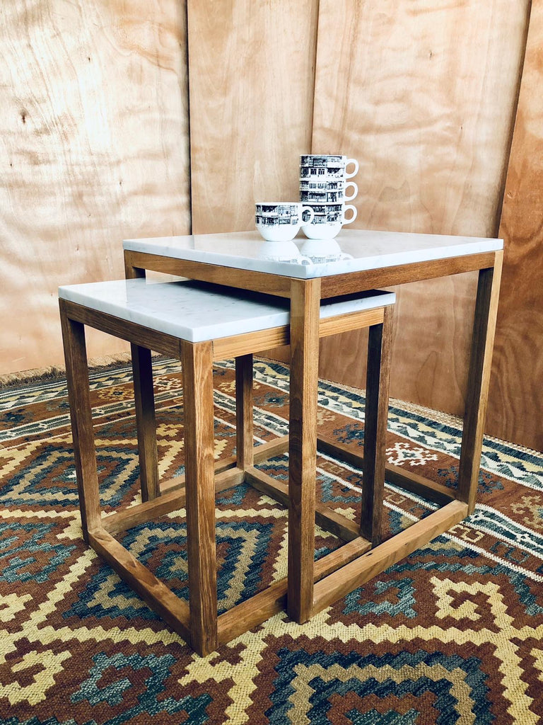 NESTING MACCHIATO TABLES