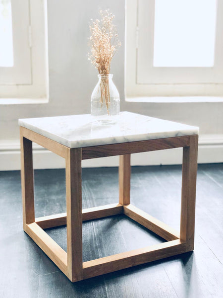 MACCHIATO SQUARE COFFEE TABLE