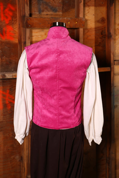 Men's Flynn Vest in Pink