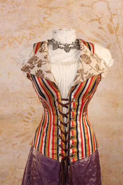 Rewrite the Stripes Presley Corset - RJ1