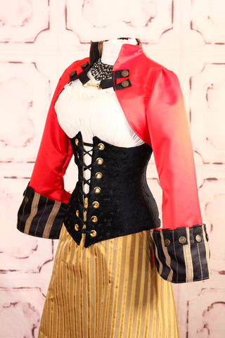 Greatest Show Ringleader Cropped Jacket - RA2/NF