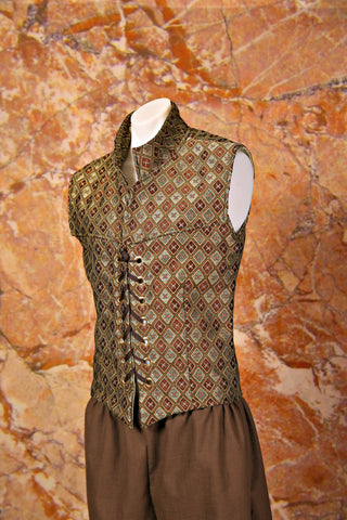 Flynn Vest-Thicket Diamond