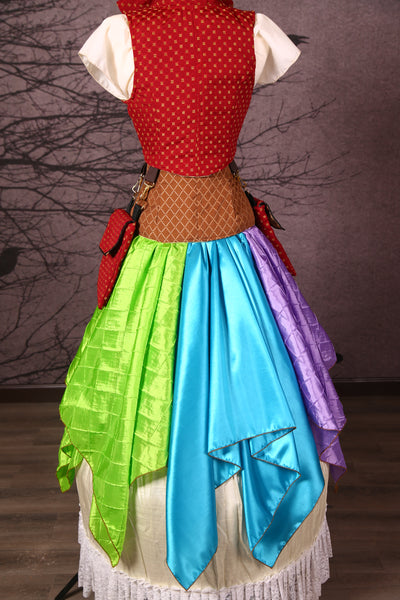 Fairy Skirt in Rainbow Unicorn