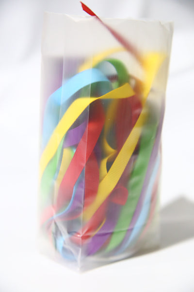 Rainbow Ribbon Pack - PERFECT FOR ANY COSTUME!