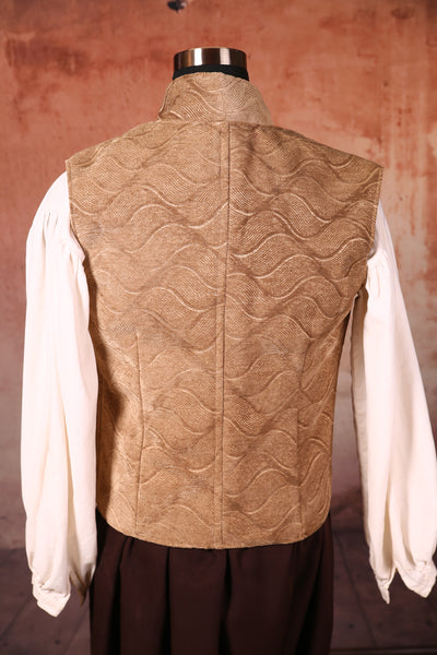 Men's Flynn Vest in Sand Dunes
