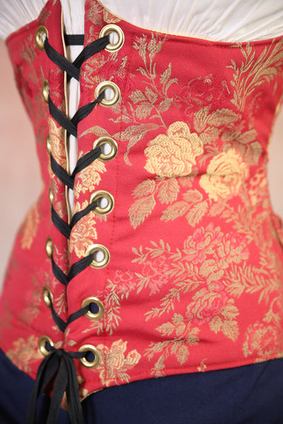 Ruby Rose 2 Wench Corset