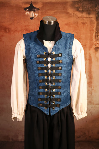 Constellation Blue Men's Flynn Vest - RD2