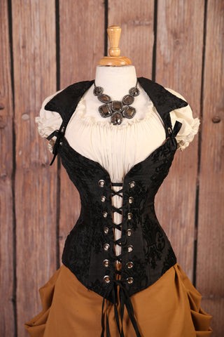 Black Grace Dashing Duchess Corset